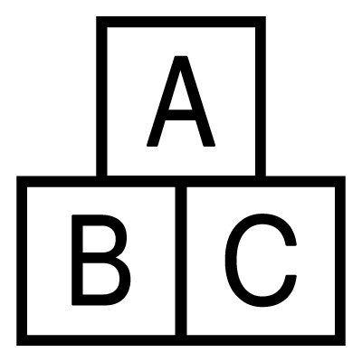 94 besten ABC Bilder auf Pinterest | Buchstaben, Grafiken und Plakate