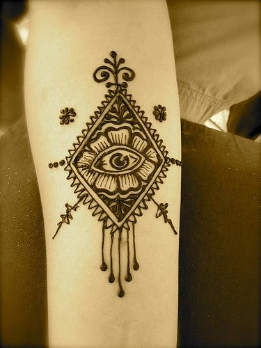 Mehndi Eye Tattoo : Best images about henna maybe on pinterest