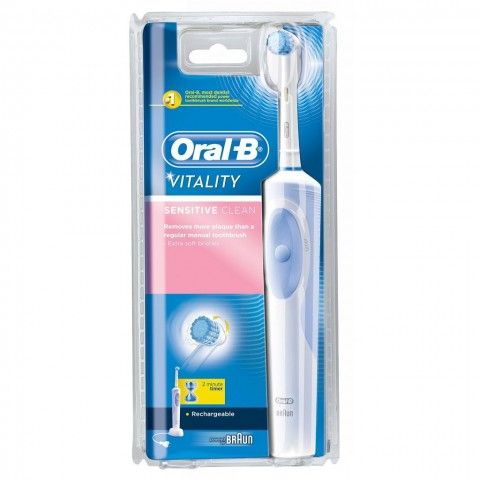 New Years Resolution And An $83 Oral B Giveaway!