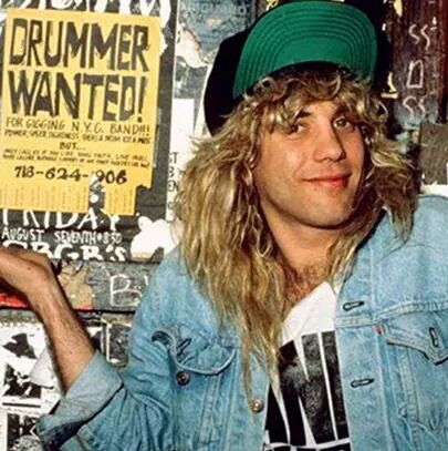 Steven Adler<<< …Adler you say? Starts with an A? Much like Nicky A the legend? Nick Adler, better known as Nicky A?!?!
