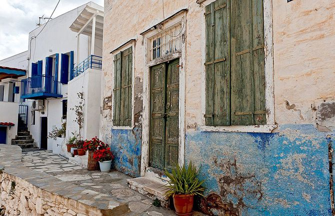 Ermoupoli   Main cities & villages   Syros   WonderGreece.gr