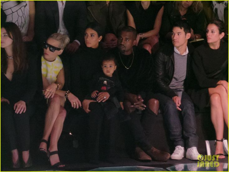 welcome to ebony-Ville's blog: kim kardashian and kanye west brings north-west to...