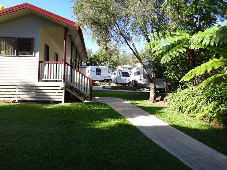 Our Ensuite Bathrooms & A few Caravans