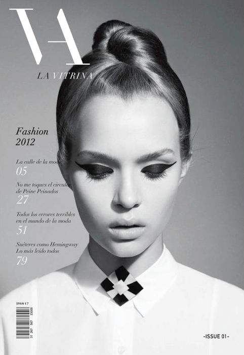 // - La Vitrine Magazine - //