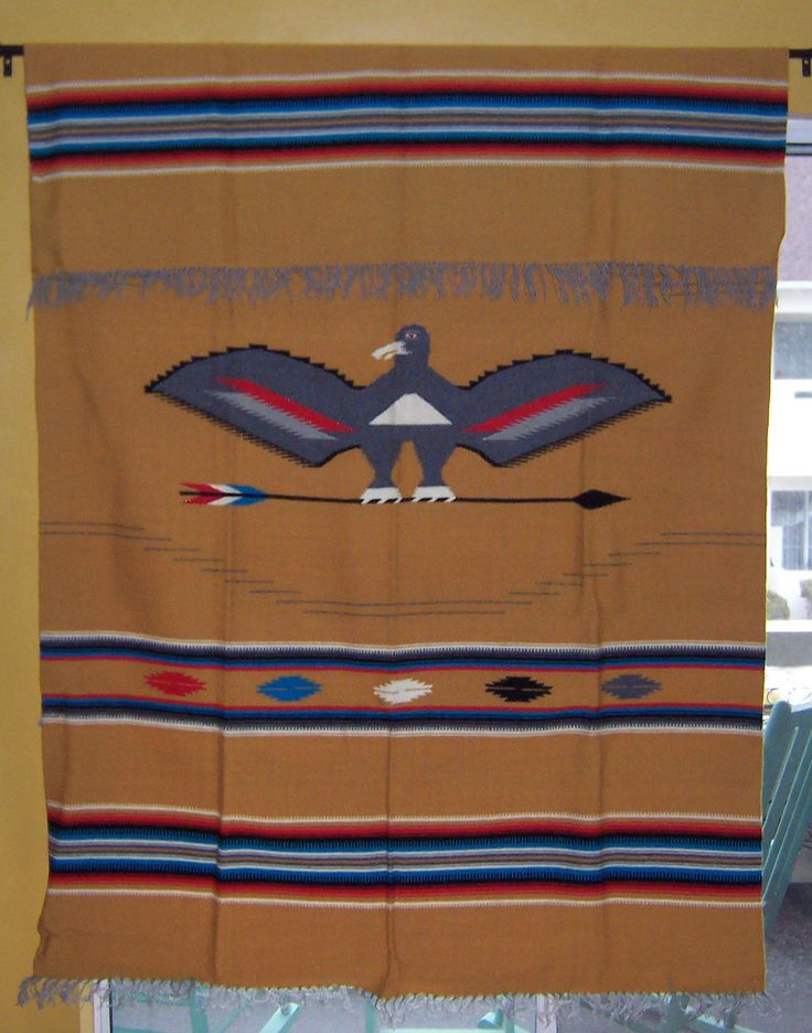 179 Best Images About Mexican Navajo Blanket Vintage