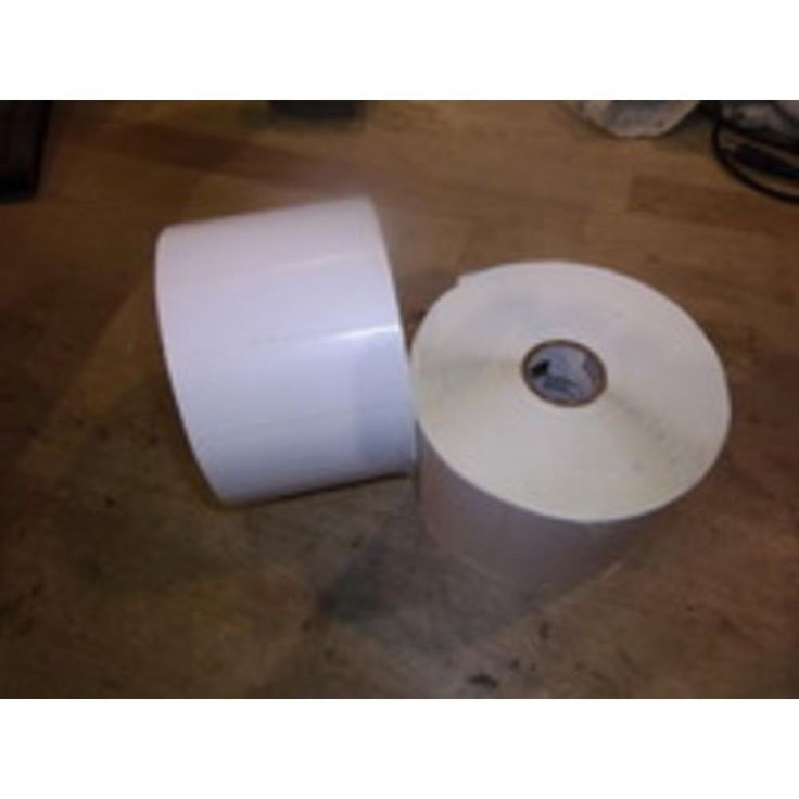 NOB Zebra Z-Select 4000D 10010043 3 x 1 inches Thermal Label - Bright White - Direct Thermal