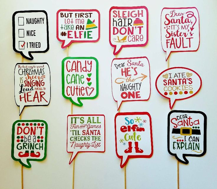 Excited to share the latest addition to my #etsy shop: Funny Kids Christmas Photo Booth Props-12 pieces- Free Shipping! http://etsy.me/2hB8PmQ
