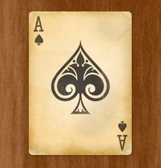 Ace of Spades by seanfromlj