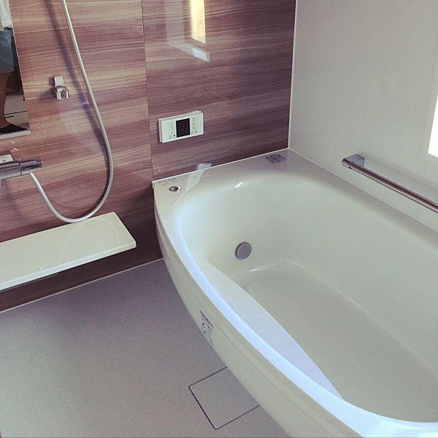 中古住宅 ほっからり床 浴室換気乾燥暖房 ワイド浴槽 人大浴槽 など