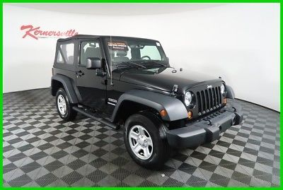 eBay: 2013 Jeep Wrangler Sport 4WD V6 SUV Soft Top Roof Side Steps Cloth Seats AUX 25184 Miles 2013 Jeep Wrangler Sport 4WD… #jeep #jeeplife