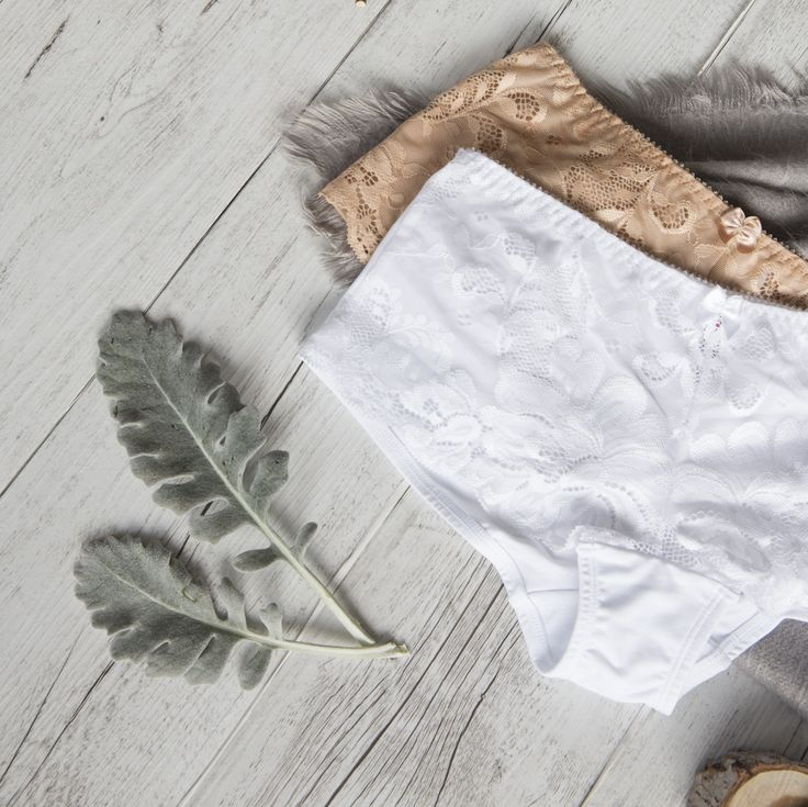 Allure Boyleg Brief in honey and white from Intimo Lingerie // www.intimo.com.au