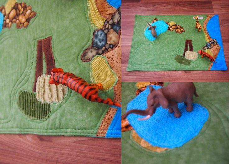 Playmats - travel size
