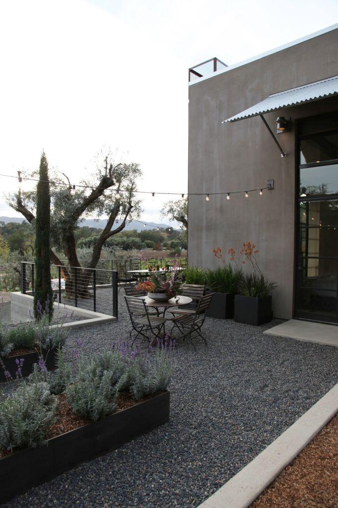 Maggie Chafen's enviable Napa Valley house via Habitually Chic.
