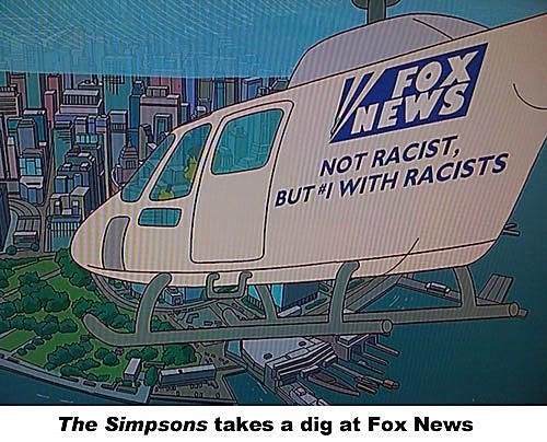 A roundup of funny memes, cartoons and quotes poking fun at Fox News Channel and various Fox News hosts.