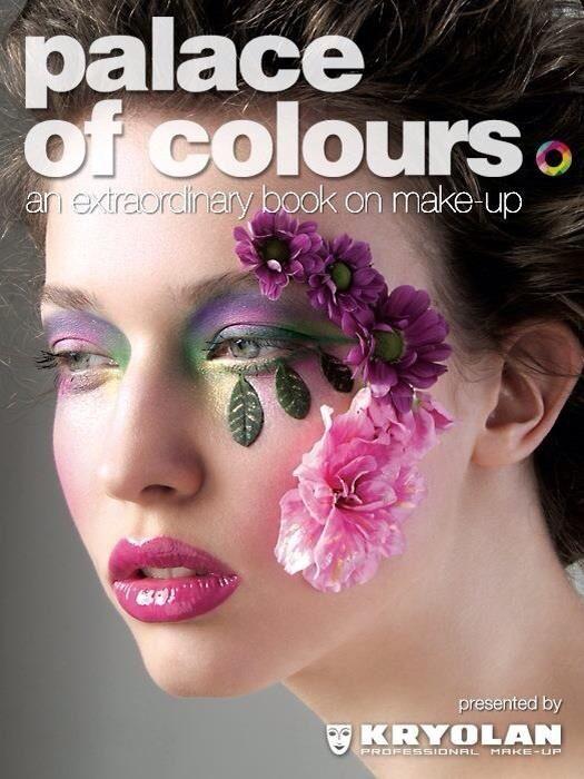 Makeup For Garden Wedding : Fantasy Flower Garden Makeup Face painting Pinterest ...