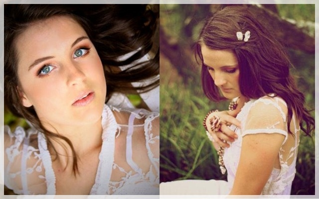 Photography: Fiona Clair  Make-up & Hair: Robyn Bowles Make-up & Hair Styling  Bridal hair