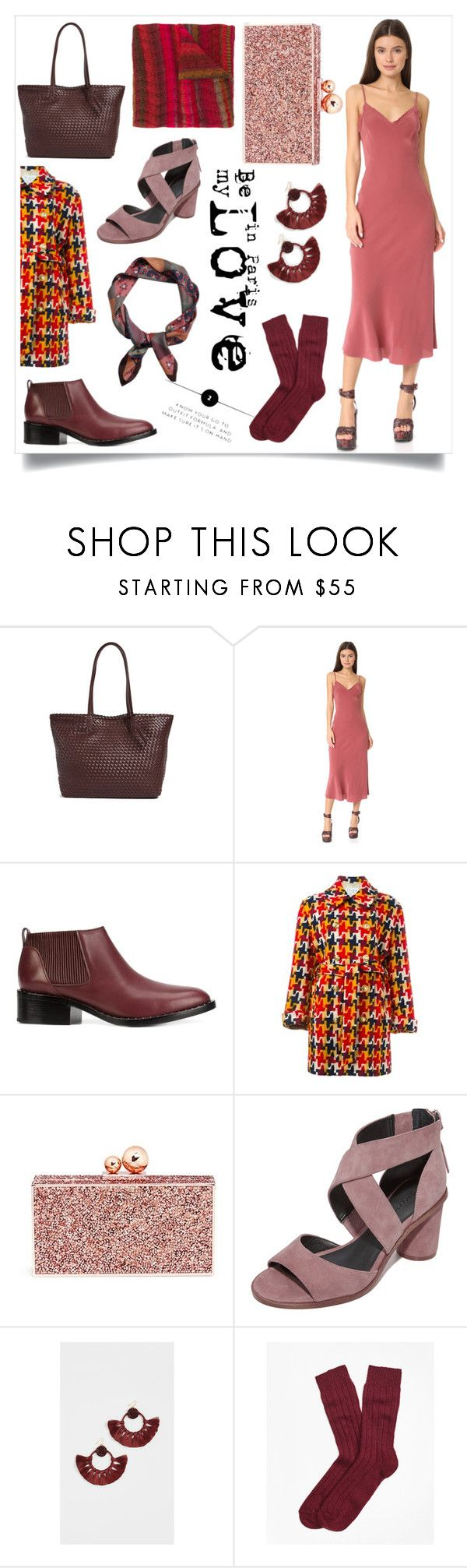 """""""Be unique"""" by emmamegan-5678 ❤ liked on Polyvore featuring Naghedi, 3.1 Phillip Lim, Moschino, Sophia Webster, Rebecca Minkoff, Deepa Gurnani, Brooks Brothers and modern"""