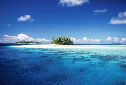 Marshall Islands, South Pacific