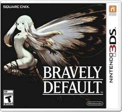 Bravely Default (Nintendo 3DS) (045496742652) Square enix s highly-acclaimed fantasy rpg brings deep, strategic combat to the nintendo 3-Ds system in an ambitious game that bolsters its turn-based combat with a compelling new risk/reward system rpg fans will obsess over. Explore luxendarc as tiz and other memorable characters on a visually stunning quest to restore balance to the world. hand-drawn 3-D backgrounds and a rousing score bring luxendarc to life. Enter a brave new world of ...