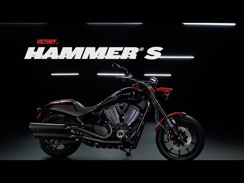 Victory 2016 Hammer S Motorcycle – Victory Motorcycles - YouTube