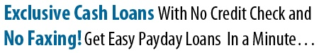 If you're running on short on cash so undoubtedly payday loans in 1 minute is instant alternative to meet up required financial necessity. It will assist you shortly without make yourself wait long for approval. Apply now!