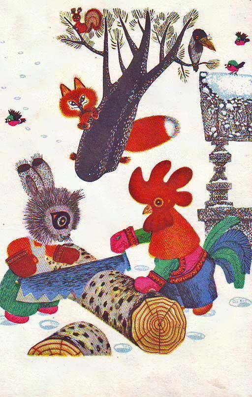 more soviet postcards