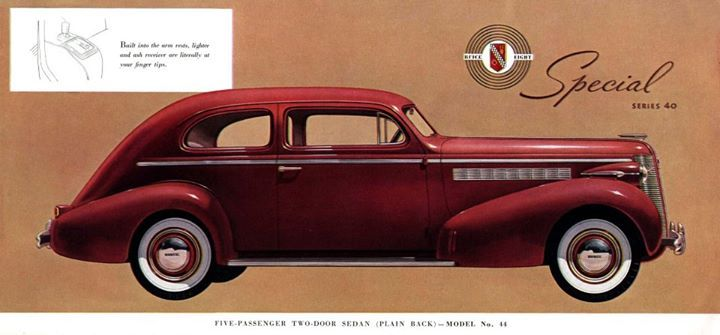 114 best buick 1937 1939 images on pinterest vintage for 1937 buick special 2 door