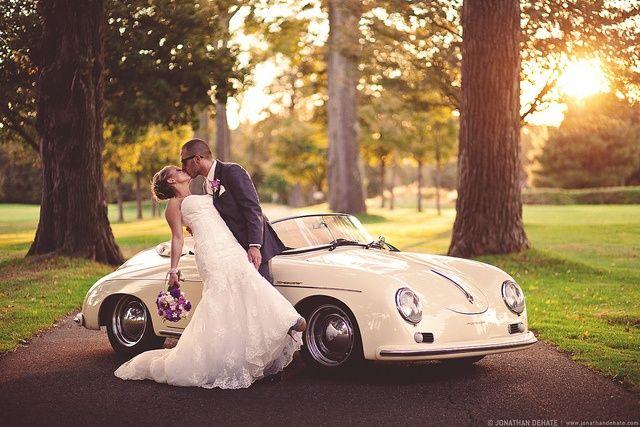 85mm, Soft light & a great wedding car   Wedding Photography ...