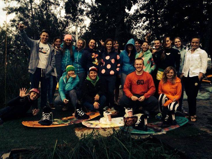 WAWA WAKE & COLORSHAKE FREESTYLE ACADEMY 2014