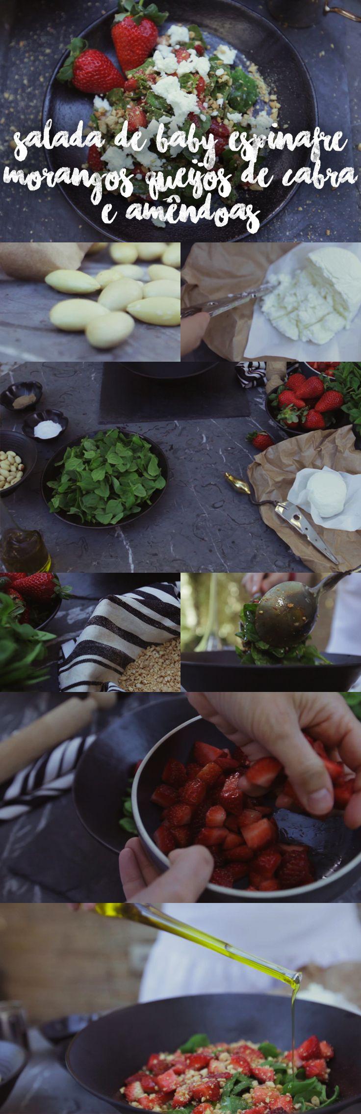 Essa salada é uma excelente opção de entrada em dias quentes. A mistura dos sabores é surpreendente e as crianças adoram. Veja mais receitas em www.myyellowpages.com.br