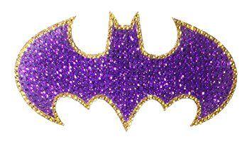 Image result for purple batgirl symbol