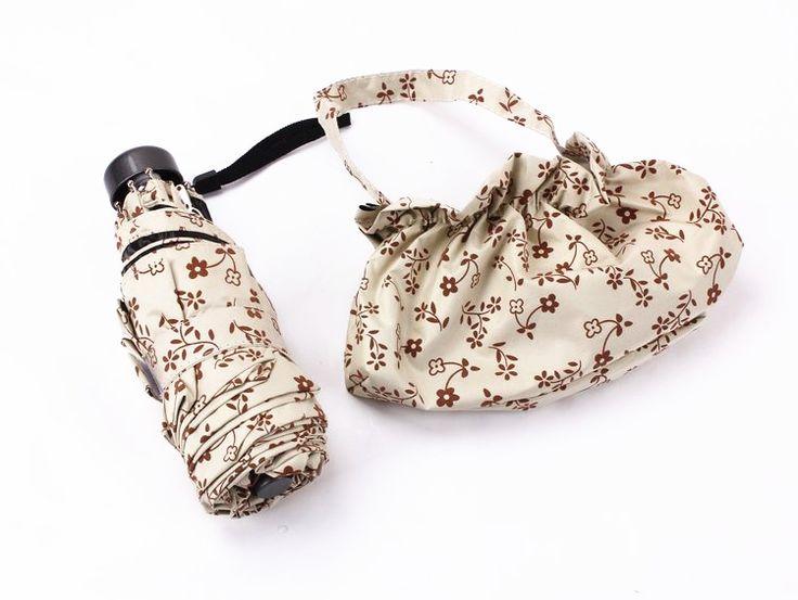 2016 НОВЫЙ Супер свет Стерео тиснение цветочный зонтик зонтик зонтик Fahisonale Mini 5 складные Зонтики Бесплатная доставка купить на AliExpress