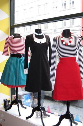 50´er kjoler fra Dixie Grey