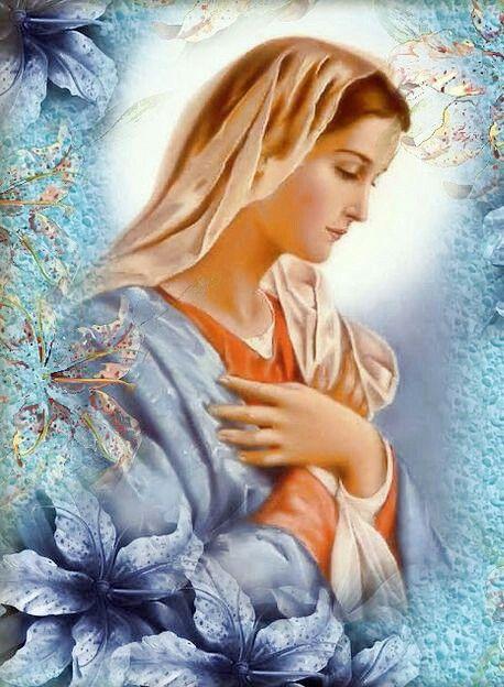 Holy Mother #holymother #faith #beingsoflove #loveandlight #love