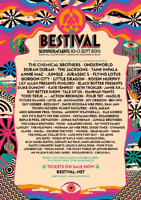 boomtown festival poster - Google Search