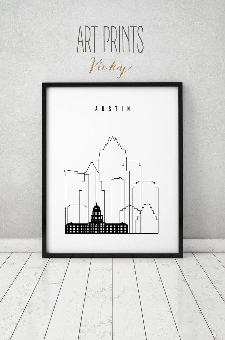 87 best CITY SKYLINES in BLACK and WHITE images on Pinterest | City ...