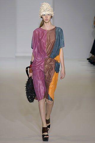 Marni Spring 2008 Ready-to-Wear Collection Photos - Vogue