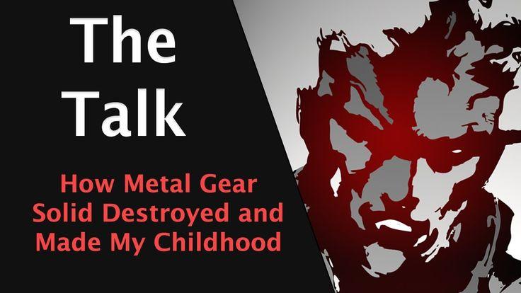 How Metal Gear Solid Destroyed and Made My Childhood #MetalGearSolid #mgs #MGSV #MetalGear #Konami #cosplay #PS4 #game #MGSVTPP
