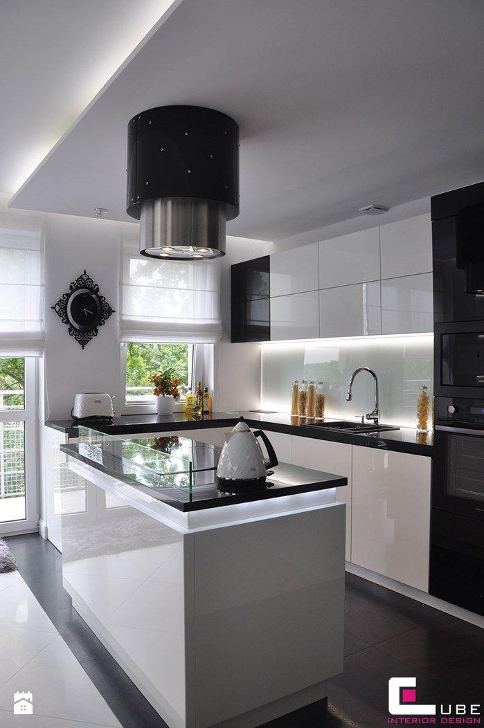 Kuchnia styl Nowoczesny - zdjęcie od CUBE Interior Design - Kuchnia - Styl Nowoczesny - CUBE Interior Design