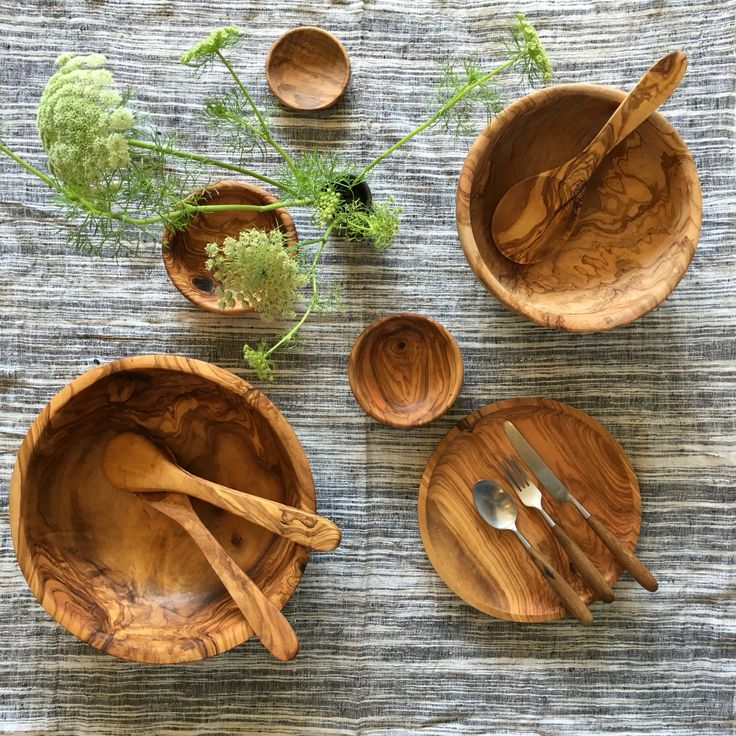 Shop our Olive Wood Collection @  www.uscha.com.au