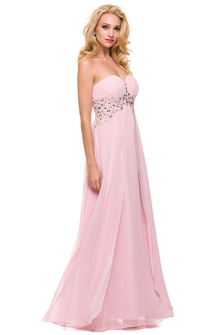 Prom Dress with Open Back NX2696 Long A-Line Prom and Evening Dress ...