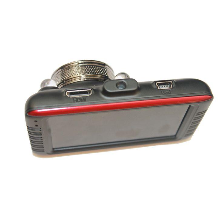 Time&Date DisplayLed DisplayCycle RecordingRadar DetectorSD/MMC CardNight VisionMotion DetectionG-Sensor
