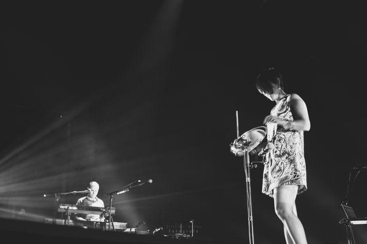 https://flic.kr/s/aHskLWAjvx | Zaz en Chile | Concierto de la cantante #ZAZ y su banda en Movistar arena, Santiago de Chile, 17/10/2016.   Fotógrafo: Cristian Muñoz  Lugar: Movistar arena, Santiago de Chile.