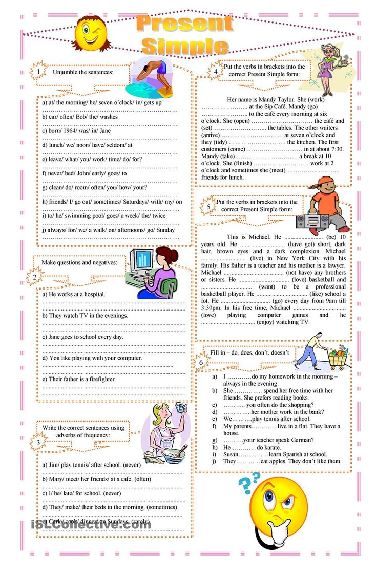 Worksheet German Intermediate For Children Lessons 61 best present simple images on pinterest learn english 2858 free esl tense worksheets lessons