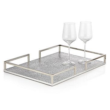 Black Decorative Tray Fascinating 309 Best Decorative Trays Images On Pinterest  Decorative Trays Design Inspiration