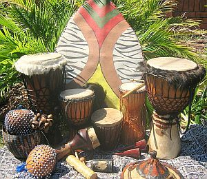 African Music for Kids - Learn the Udu
