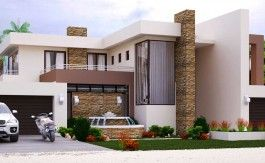 The modern architecture style allows the #architect to showcase to the world the natural form of the #building. This style requires the architects to #design #houseplans with exposed features.  http://nethouseplans.com/