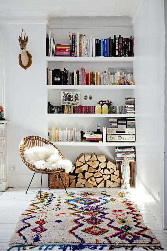 les 25 meilleures id es de la cat gorie chaises de lecture. Black Bedroom Furniture Sets. Home Design Ideas