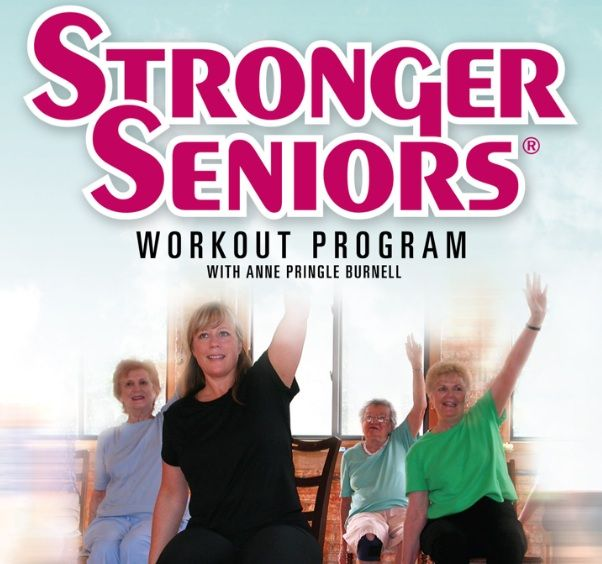 Fitness Dvd Seniors: Workout For Seniors. Having Athritis And Osteoporosis (sp