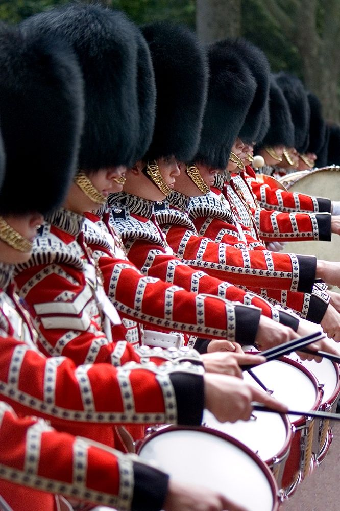 Coldstream Guards, London by Patrick on 500px